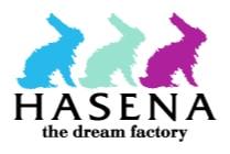 HASENA the dream factory Logo