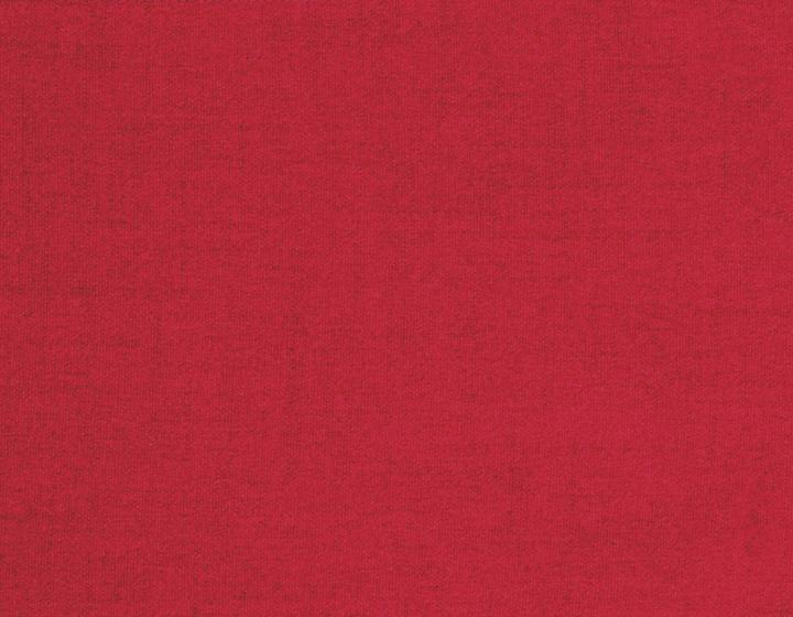 HASENA Stoffmuster Alpina, Polyester, red (392)